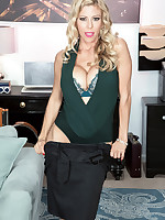 40 Something - Alexis Fawx, busty secretary - Alexis Fawx (56 Photos)
