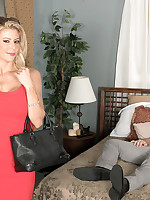 40 Something - Alexis Fawx fucks - Alexis Fawx (53 Photos)