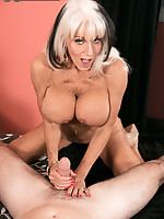 60 Plus MILFs - Lay down Sally and fuck her ass - Sally D'Angelo (50 Photos)