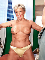 60 Plus MILFs - Double-Stuffed Sandra Ann - Sandra Ann (45 Photos)