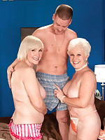60 Plus MILFs - The Ultimate Three-Way: Jewel & Lola Lee! - Jewel and Lola Lee (60 Photos)