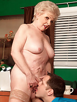 60 Plus MILFs - A Cream Pie For Jewel - Jewel (53 Photos)