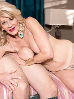 50 Plus MILFs - Kendall's first time - Kendall Rex (40 Photos)