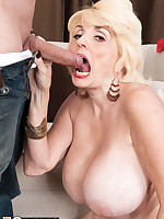 50 Plus MILFs - The housewife takes it up her ass! - Missy Thompson (42 Photos)