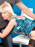 50 Plus MILFs - Eve First Time - Eve Bannon (59 Photos)