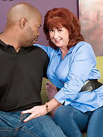 50 Plus MILFs - The woman-next-door gets her cunt fucked - Shirley Lily (39 Photos)